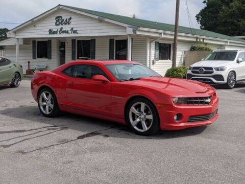 2010 Chevrolet Camaro for sale at Best Used Cars Inc in Mount Olive NC