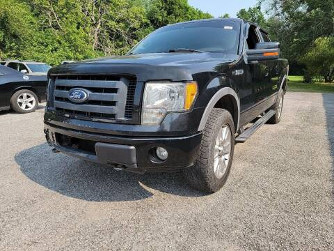 2010 Ford F-150 for sale at Empire Auto Remarketing in Shawnee OK