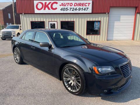 2013 Chrysler 300 for sale at OKC Auto Direct, LLC in Oklahoma City OK