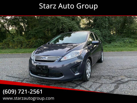 2012 Ford Fiesta for sale at Starz Auto Group in Delran NJ
