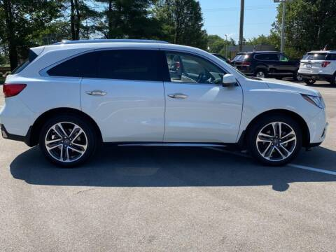 2018 Acura MDX for sale at St. Louis Used Cars in Ellisville MO