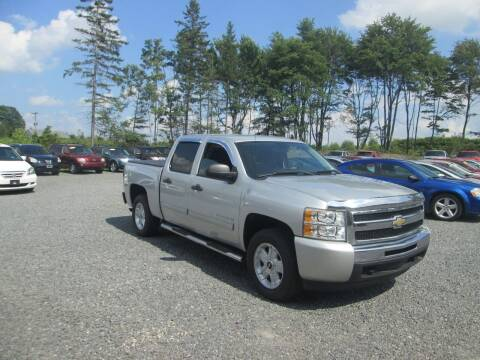 2010 Chevrolet Silverado 1500 for sale at Small Town Auto Sales in Hazleton PA