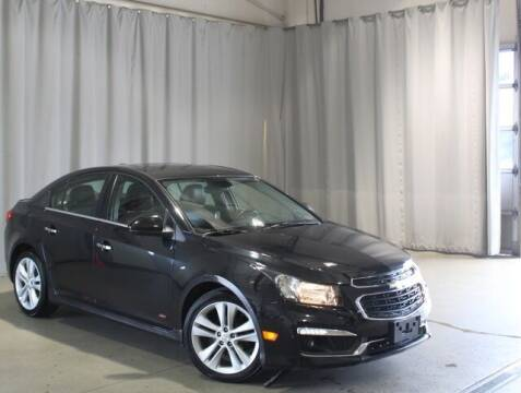 2015 Chevrolet Cruze for sale at Auto Center of Columbus in Columbus OH
