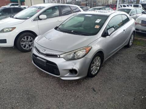 2014 Kia Forte Koup for sale at Jerry Allen Motor Co in Beaumont TX