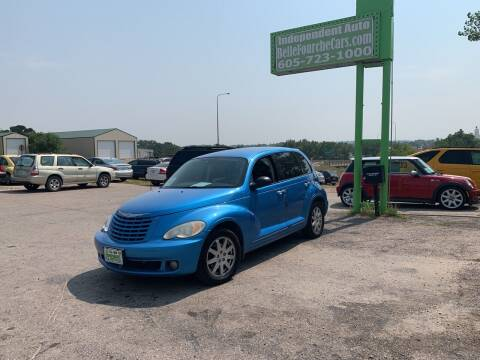 2008 Chrysler PT Cruiser for sale at Independent Auto in Belle Fourche SD