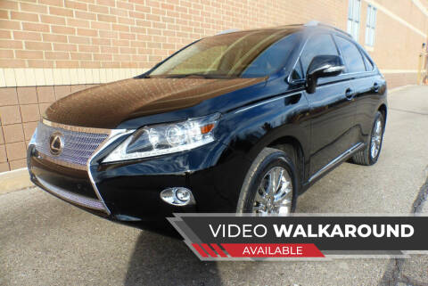 2015 Lexus RX 350 for sale at Macomb Automotive Group in New Haven MI