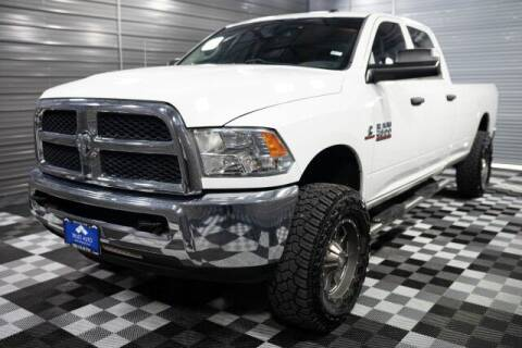 2013 RAM Ram Pickup 2500 for sale at TRUST AUTO in Sykesville MD