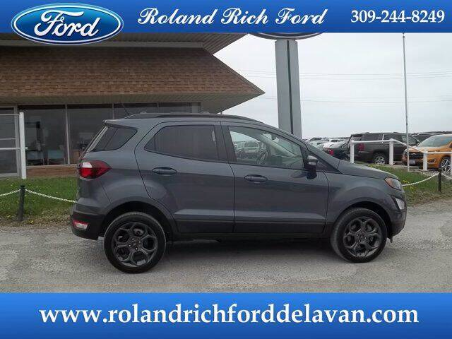 2018 Ford EcoSport for sale in Delavan, IL