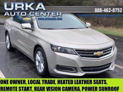 2014 Chevrolet Impala for sale at Urka Auto Center in Ludington MI