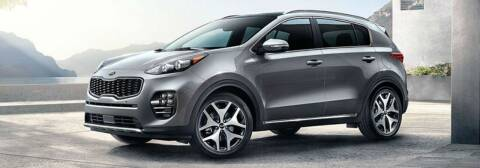2021 Kia Sportage for sale at XS Leasing in Brooklyn NY