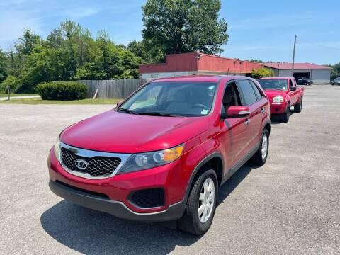 2011 Kia Sorento for sale at Best Buy Auto Sales in Murphysboro IL