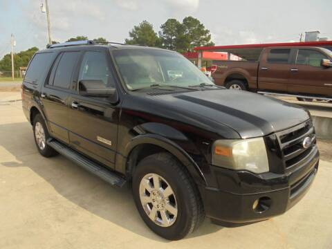 2007 Ford Expedition for sale at US PAWN AND LOAN in Austin AR