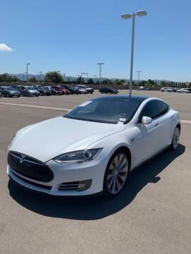 2014 Tesla Model S for sale at Z Carz Inc. in San Carlos CA