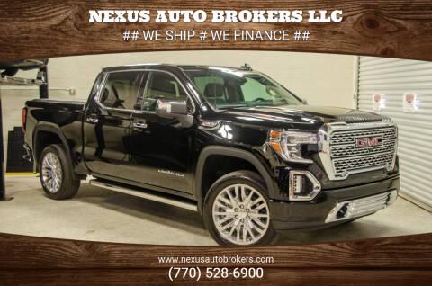 2019 GMC Sierra 1500 for sale at Nexus Auto Brokers LLC in Marietta GA