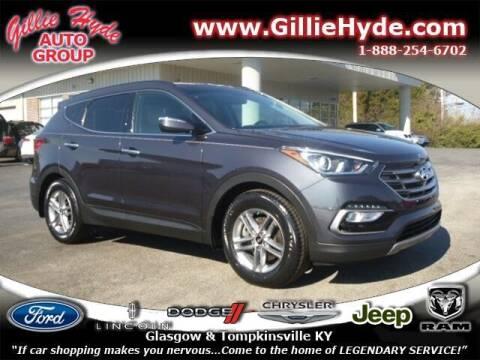 2018 Hyundai Santa Fe Sport for sale at Gillie Hyde Auto Group in Glasgow KY