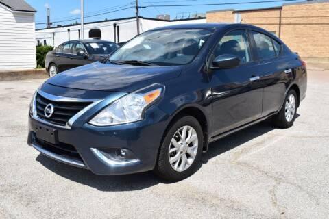2017 Nissan Versa for sale at IMD Motors in Richardson TX