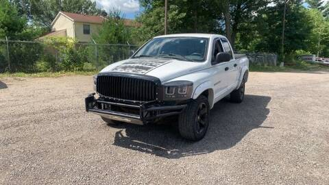 2007 Dodge Ram Pickup 1500 for sale at WEINLE MOTORSPORTS in Cleves OH