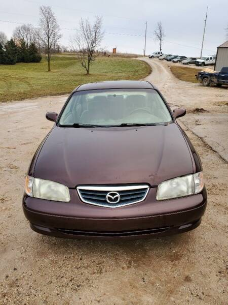 2002 Mazda 626 for sale at Country Auto LLC in Plymouth WI