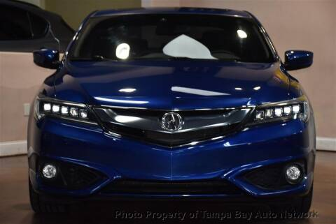 2016 Acura ILX for sale at Tampa Bay AutoNetwork in Tampa FL