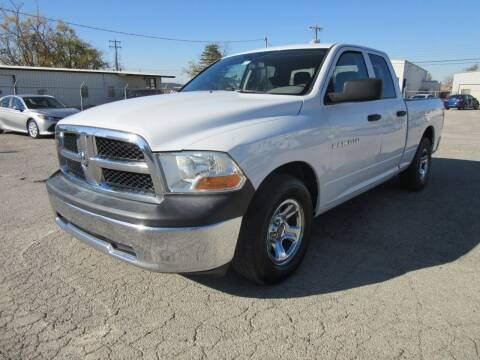 2011 RAM Ram Pickup 1500 for sale at Grays Used Cars in Oklahoma City OK