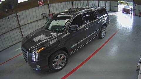 2015 Cadillac Escalade ESV for sale at Smart Chevrolet in Madison NC