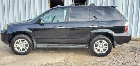 2004 Acura MDX for sale at Tims Auto Sales in Rocky Mount NC