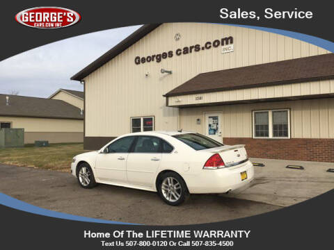 2009 Chevrolet Impala for sale at GEORGE'S CARS.COM INC in Waseca MN