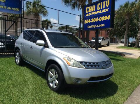 2006 Nissan Murano for sale at Car City Autoplex in Metairie LA