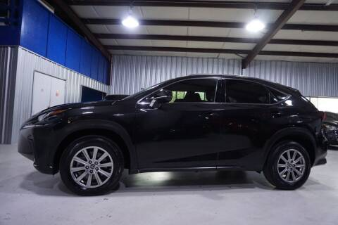 2018 Lexus NX 300 for sale at SOUTHWEST AUTO CENTER INC in Houston TX
