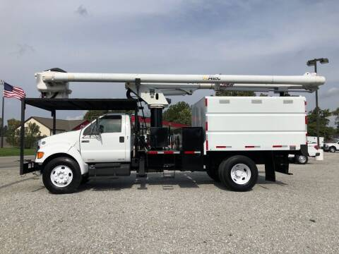2010 Ford F-750 Super Duty for sale at MOES AUTO SALES in Spiceland IN