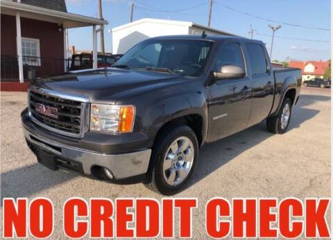 2011 GMC Sierra 1500 for sale at Decatur 107 S Hwy 287 in Decatur TX