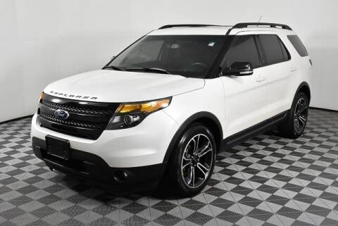 2015 Ford Explorer for sale at Southern Auto Solutions - Georgia Car Finder - Southern Auto Solutions-Jim Ellis Volkswagen Atlan in Marietta GA