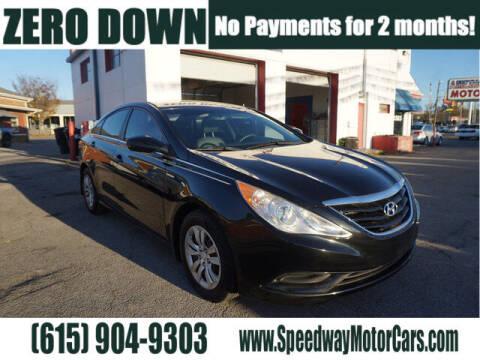 2012 Hyundai Sonata for sale at Speedway Motors in Murfreesboro TN