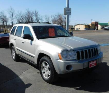2007 Jeep Grand Cherokee for sale at Will Deal Auto & Rv Sales in Great Falls MT