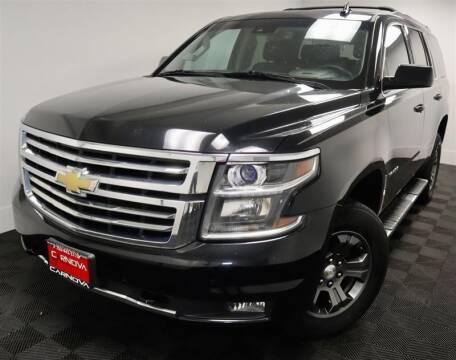 2015 Chevrolet Tahoe for sale at CarNova in Stafford VA