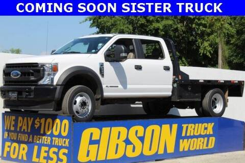 2020 Ford F-550 Super Duty for sale at Gibson Truck World in Sanford FL