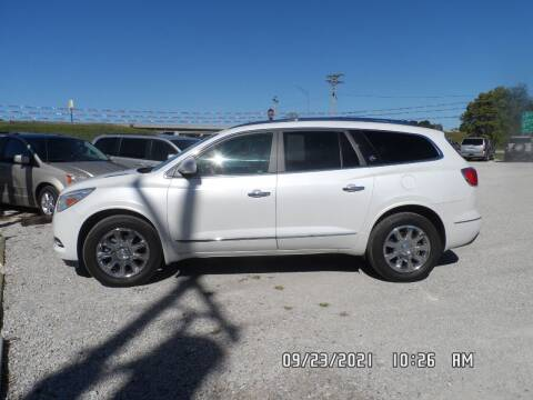 2016 Buick Enclave for sale at Town and Country Motors in Warsaw MO