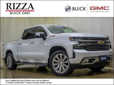 2019 Chevrolet Silverado 1500 for sale at Rizza Buick GMC Cadillac in Tinley Park IL