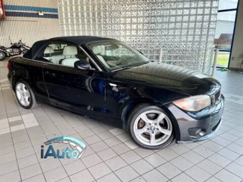 2012 BMW 1 Series for sale at iAuto in Cincinnati OH
