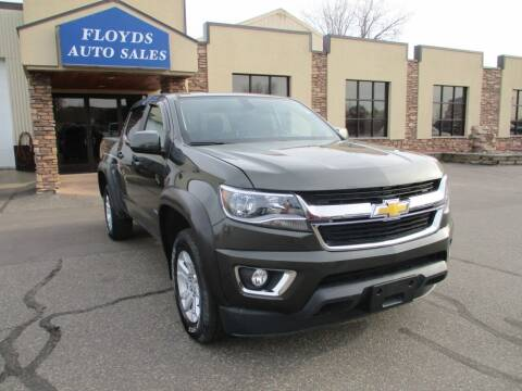 2018 Chevrolet Colorado for sale at Floyd's Auto Sales Forest Lake in Forest Lake MN