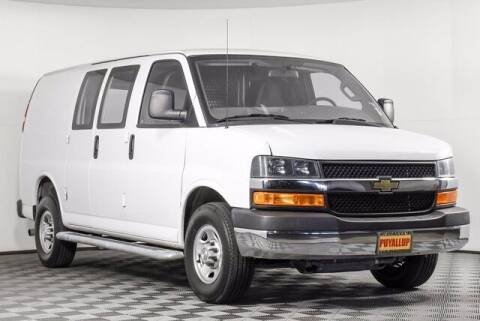 2018 Chevrolet Express Cargo for sale at Washington Auto Credit in Puyallup WA