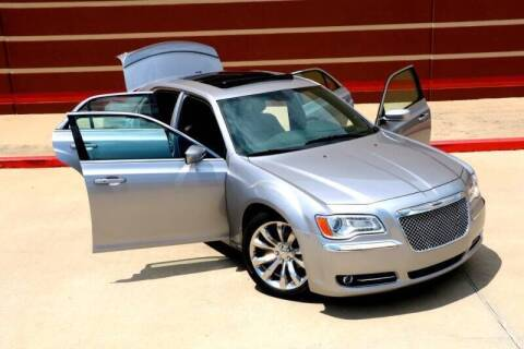 2015 Chrysler 300 for sale at Auto Hunters in Houston TX