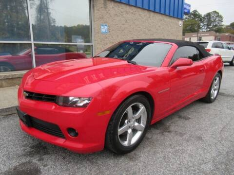 2014 Chevrolet Camaro for sale at Southern Auto Solutions - Georgia Car Finder - Southern Auto Solutions - 1st Choice Autos in Marietta GA