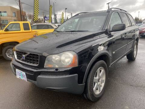 2006 Volvo XC90 for sale at Salem Motorsports in Salem OR