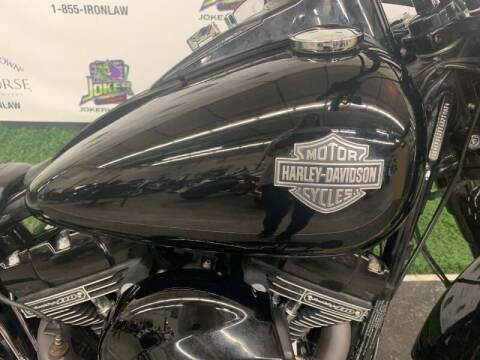 2016 Harley-Davidson FLSS