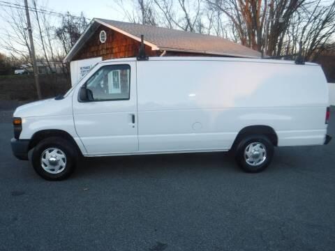 2012 Ford E-Series Cargo for sale at Trade Zone Auto Sales in Hampton NJ