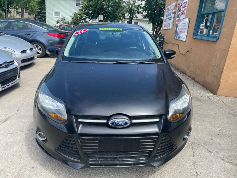 2014 Ford Focus for sale at Nation Auto Wholesale in Cleveland OH