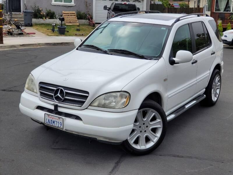 2000 Mercedes-Benz M-Class for sale in Lemon Grove, CA