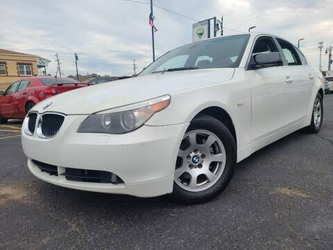 2004 BMW 5 Series for sale at Rite Track Auto Sales in Detroit MI