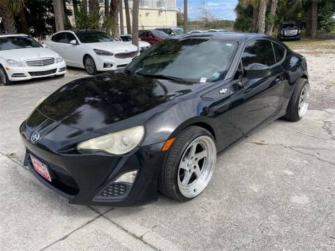 2013 Scion FR-S for sale at Florida Fine Cars - West Palm Beach in West Palm Beach FL